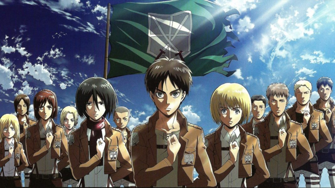Attack On Titan Season 4: Release Date, Cast, Plot & Everything You Need to Know - AMJ