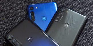 Moto G 5G Plus Vs. Moto G8 Plus