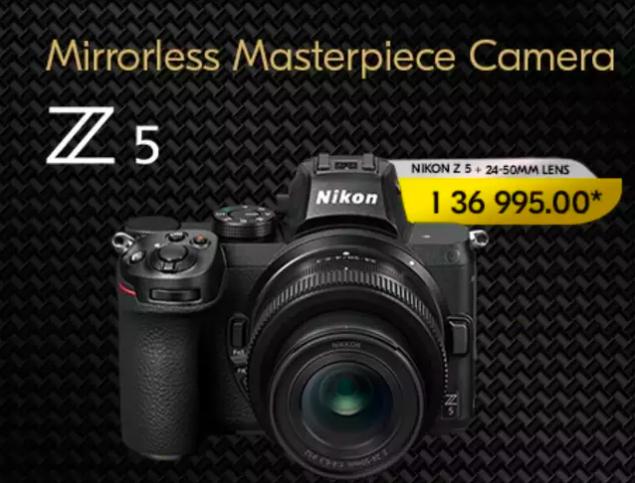 Nikon Z 5 pre booking