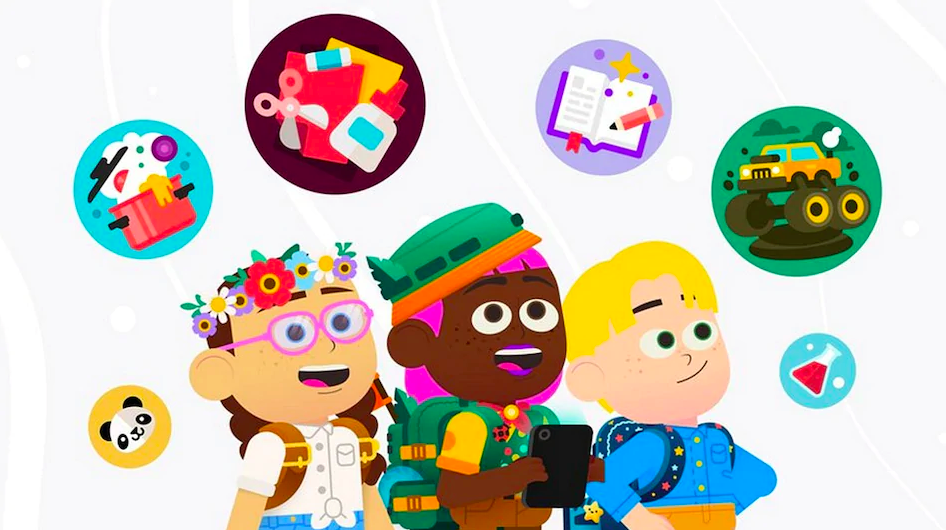 Android Tablets To Google Kids Space Mode