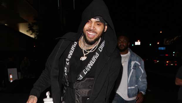 Chris Brown's Son Aeko Says