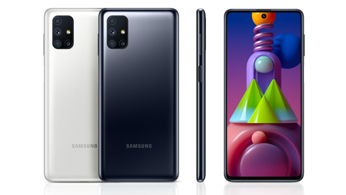 Samsung Launched Galaxy M51