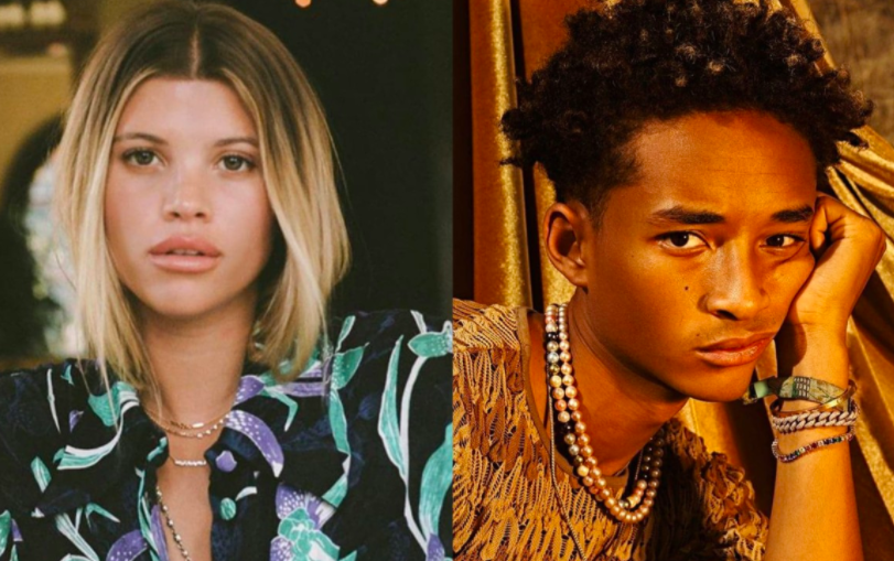Sofia Richie Dating Jaden Smith