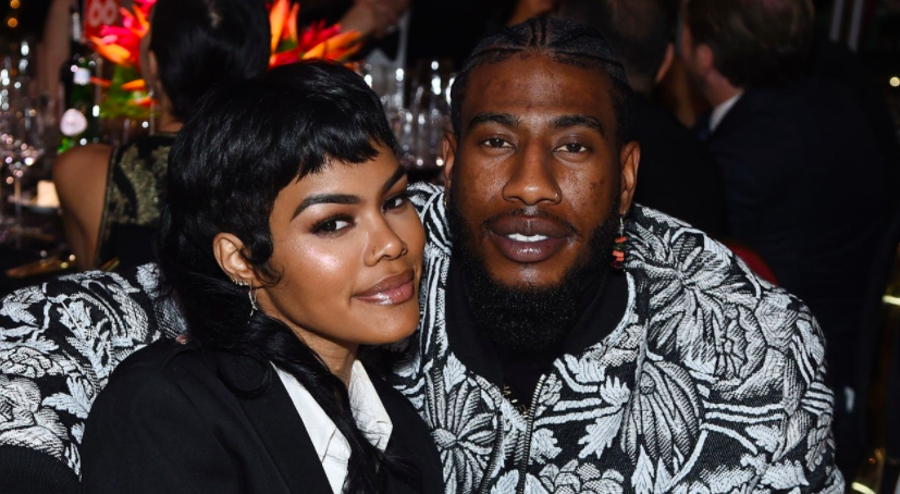 Teyana Taylor And Iman Shumpert Welcomed