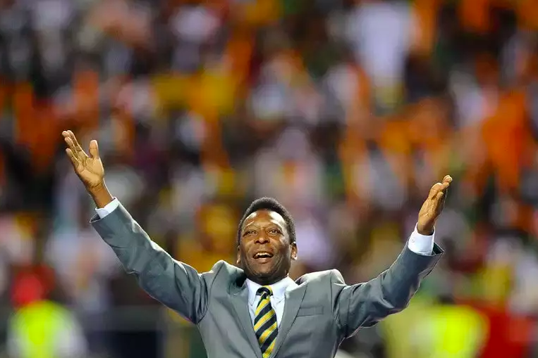 Approaching 80, Pele Thanks for His Lucid Mental State
