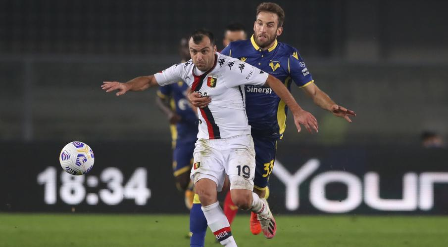 Genoa Hold A Draw Against Verona Despite Their Team Being Decimated By Covid-19
