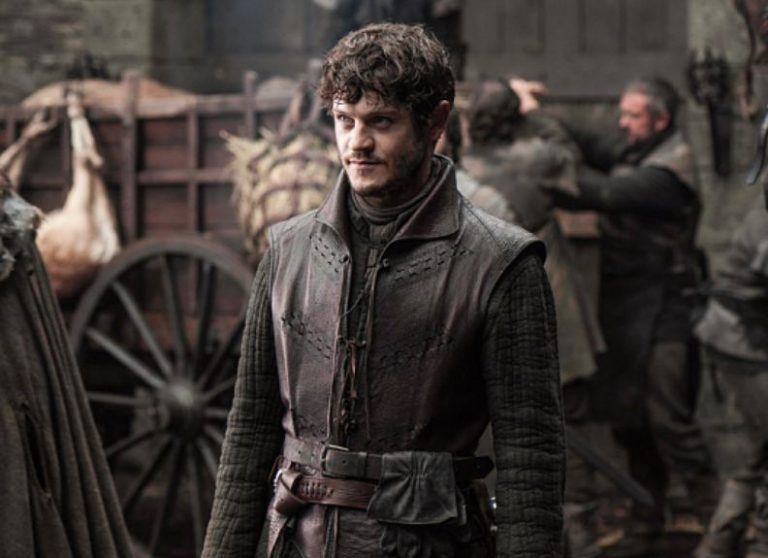 Iwan Rheon as Ramsay Snow