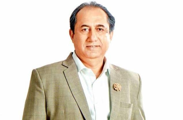 Lalit Parimoo as CBI Director