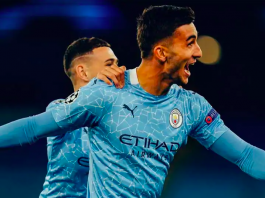 Manchester City come back for a 3-1 win over Porto
