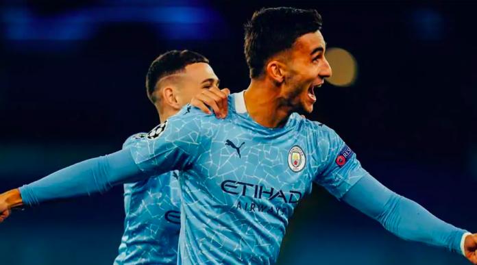 Manchester City come back for a 3-1 win over Porto