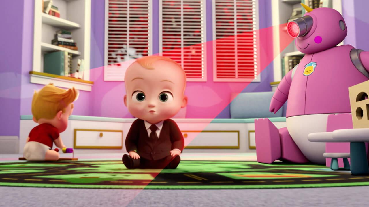 'The Boss Baby' Season 4