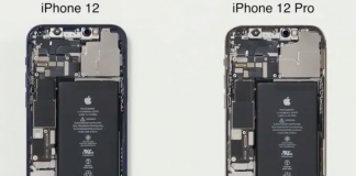 iPhone 12 Pro Teardown Shows Both Are Nearly Identical on the Inside
