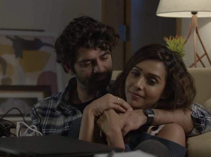 Anupriya Goenka as Naina Nair