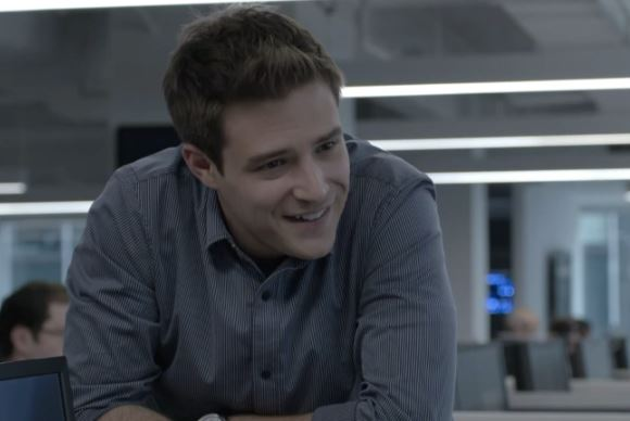 Ben Rappaport as Ollie Parker