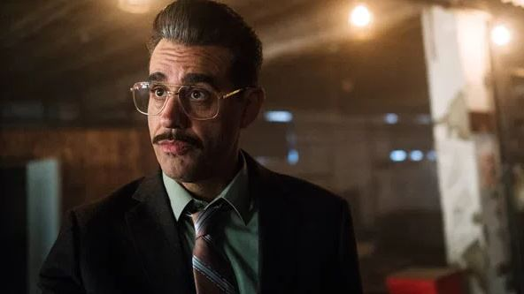 Bobby Cannavale as Irving