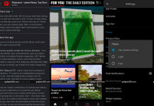 Flipboard Offers 'Dark Mode' Feature For Android Users Through Its Latest Version 4.2.59