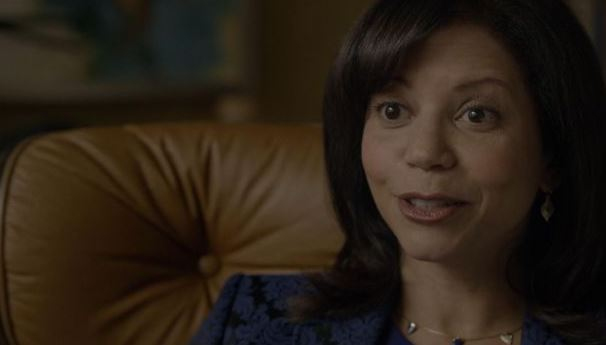 Gloria Reuben as Krista Gordon