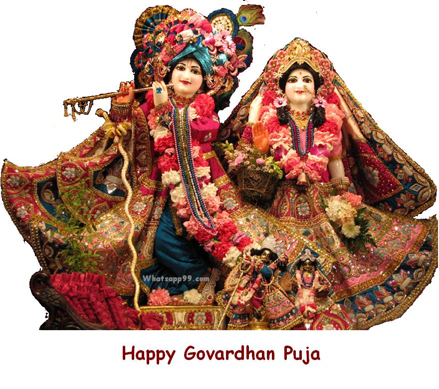 Govardhan Puja Photos