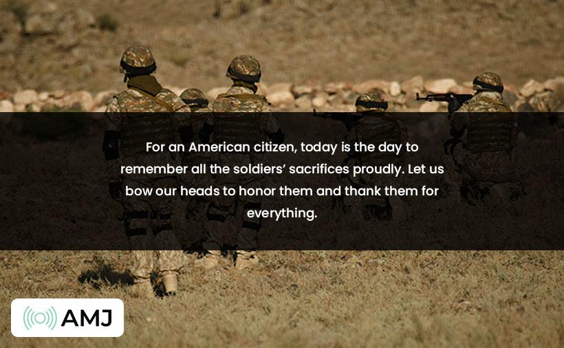Happy Veterans Day 2020 Quotes