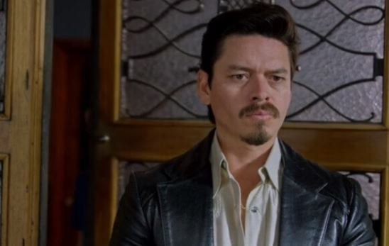 "Jorge A. Jimenez as Roberto ""Poison"" Ramos"
