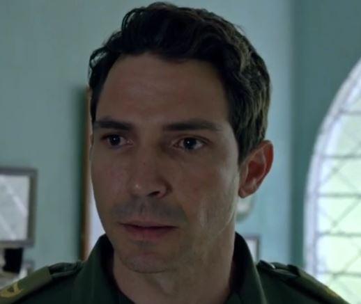 Maurice Compte as Colonel Horacio Carrillo