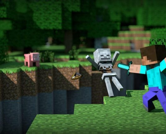 Minecraft 1.17 Caves & Cliffs