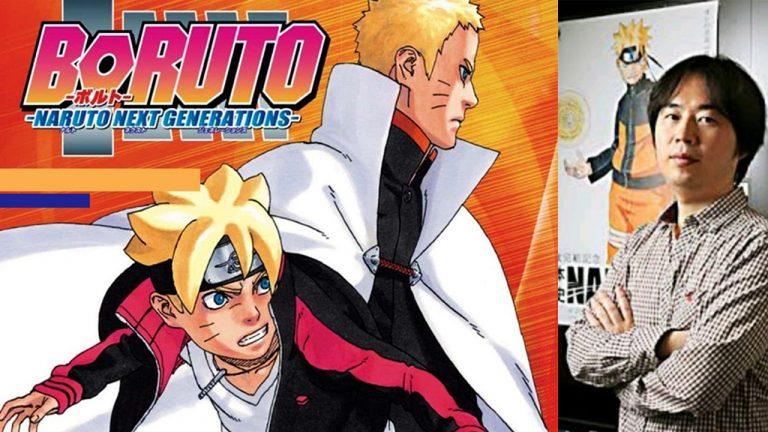 Naruto's Creator Masashi Kishimoto Confirmed To Write Boruto Manga