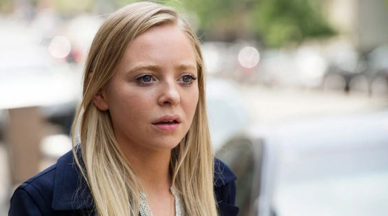 Portia Doubleday as Angela Moss