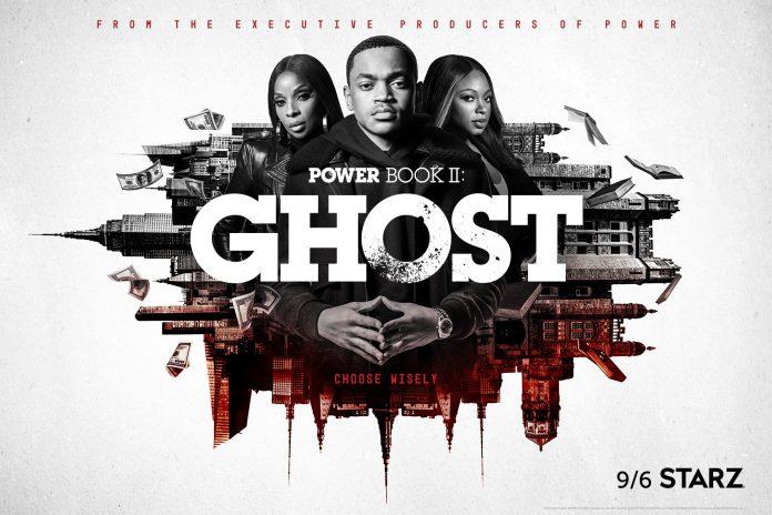 Power Book II Ghost Season