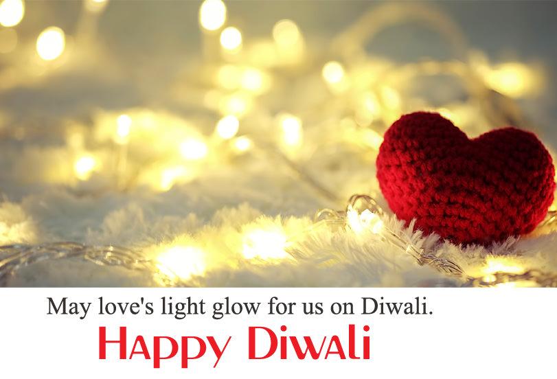 Romantic Diwali Wishes for Boyfriend & Girlfriend