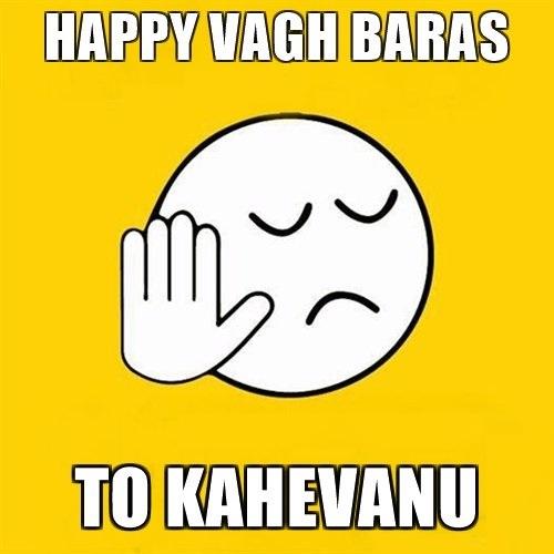 Vagh Baras DP for Whatsapp