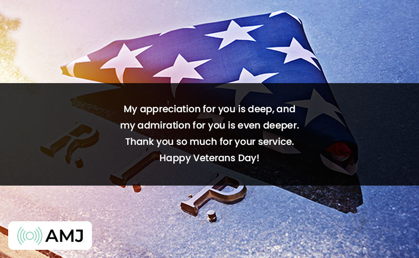 Veterans Day Wishes for friends