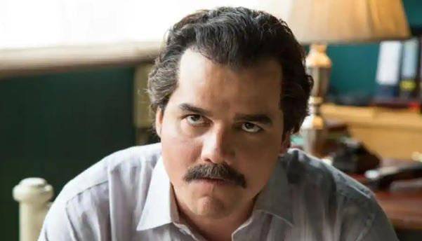 Wagner Moura as Pablo Escobar
