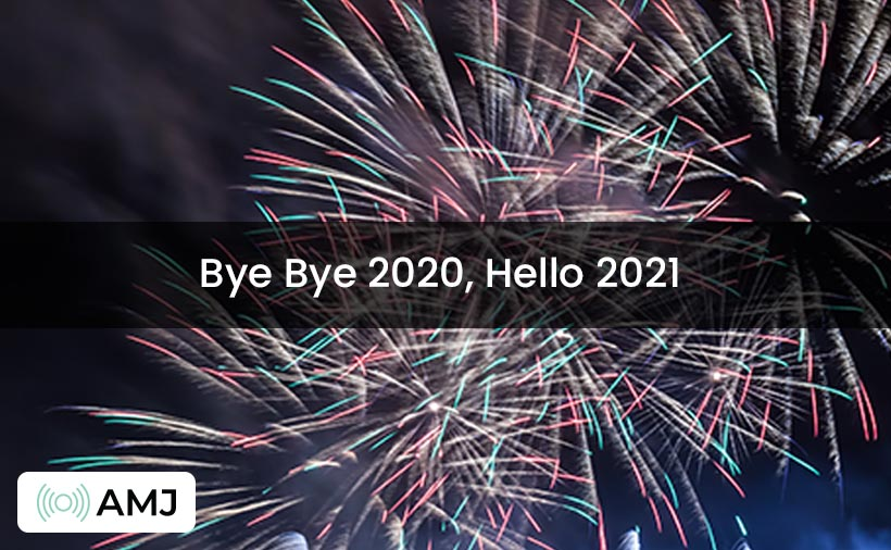 Bye Bye 2020 Hello 2021 Messages