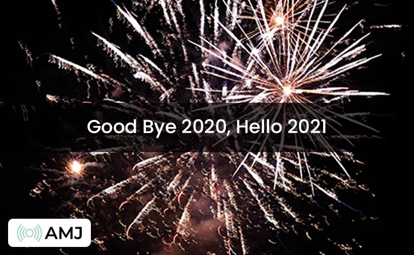 Bye Bye 2020 Hello 2021 Whatsapp DP
