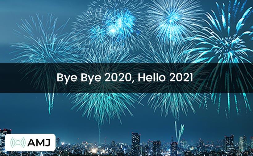 Bye Bye 2020 Hello 2021 Wishes