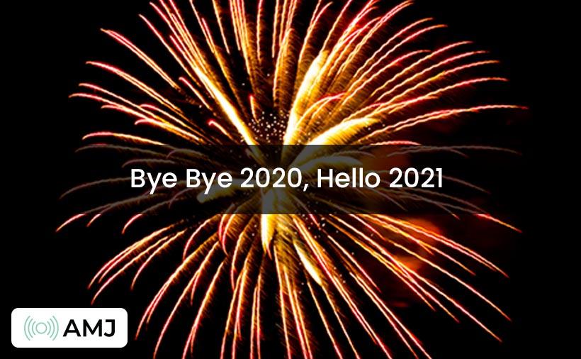 Bye Bye 2020 Hello 2021 dp