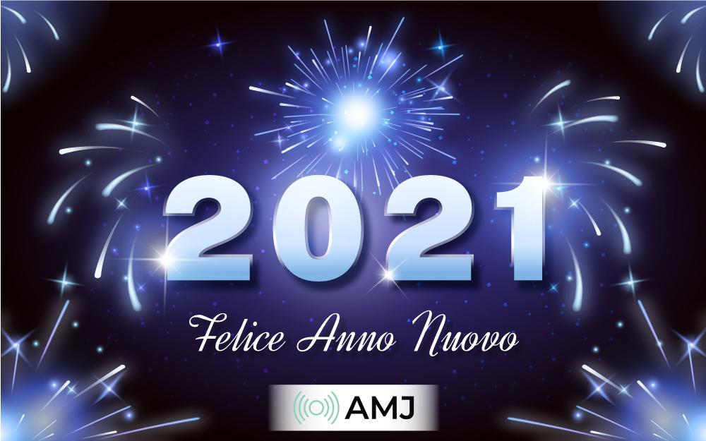 Felice Anno Nuovo 2021 Immagini