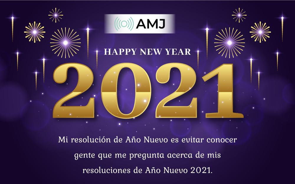 Feliz Año Nuevo 2021 Fotos