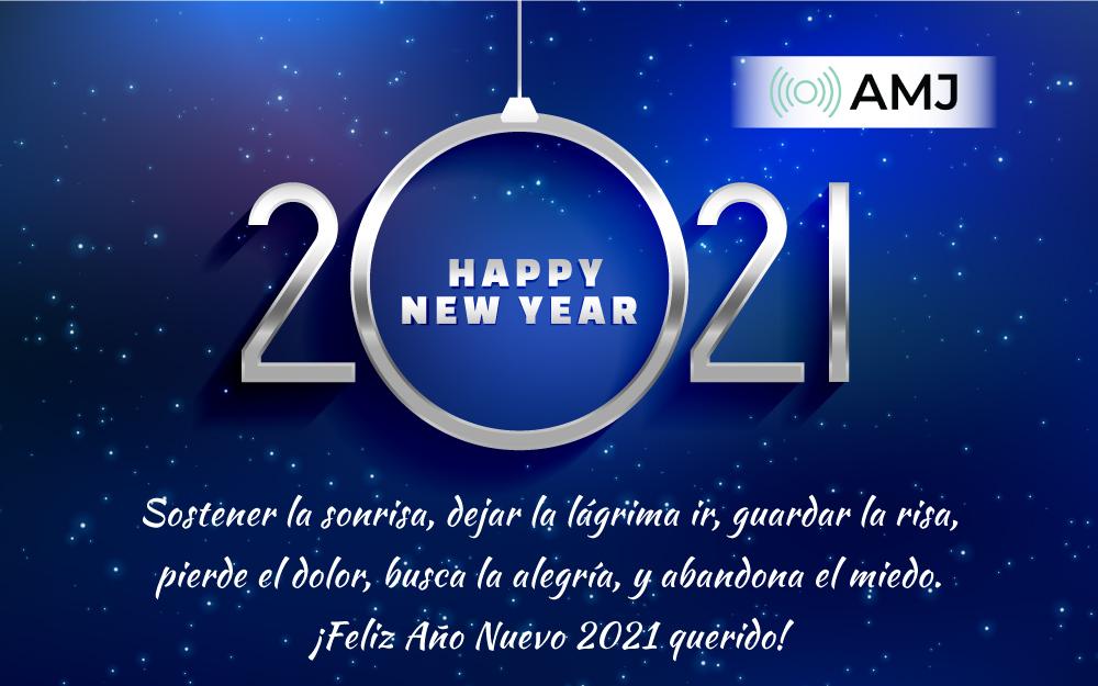 Feliz Año Nuevo 2021 Imagenes