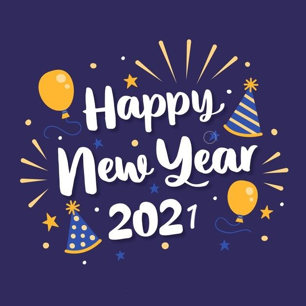 Free Printable Happy New Year Clipart