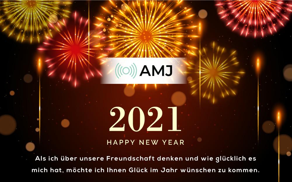 Frohes Neues Jahr 2020 Zitate