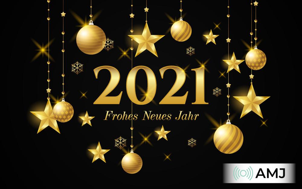 Frohes Neues Jahr 2021 Bilder