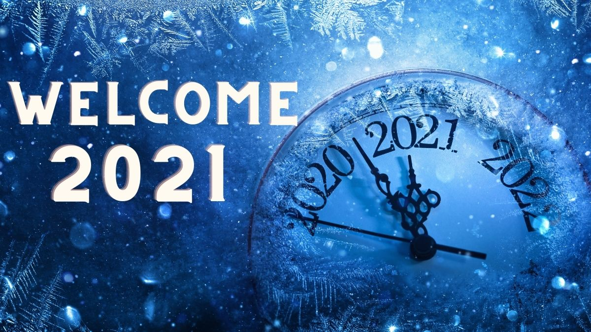 Goodbye 2020 Welcome 2021 Wallpapers