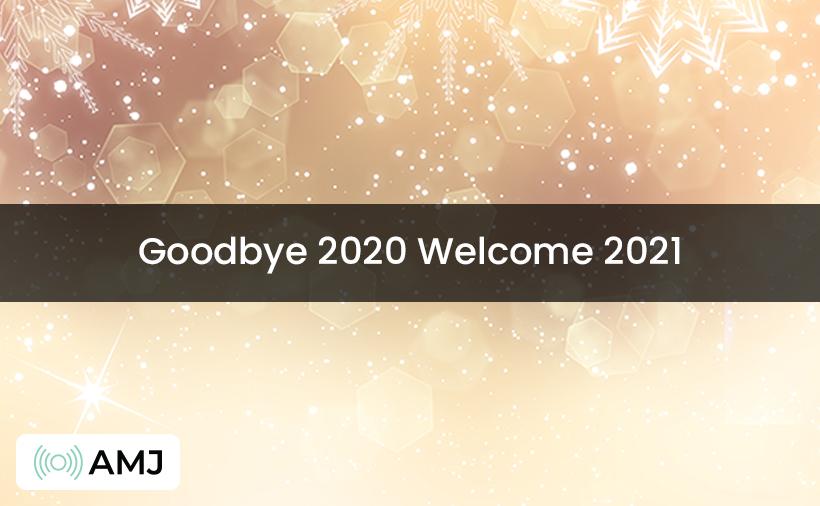 Goodbye 2020 Welcome 2021 Whatsapp DP