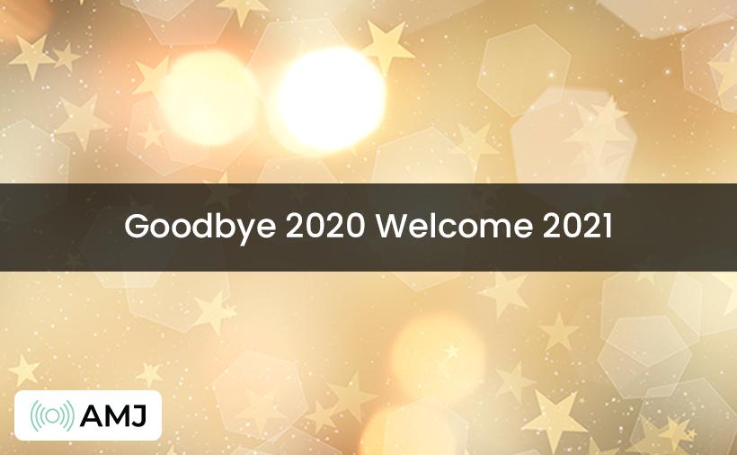 Goodbye 2020 Welcome 2021 dp