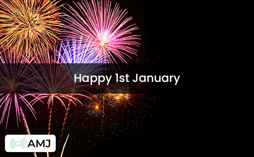 Happy 1st January DP