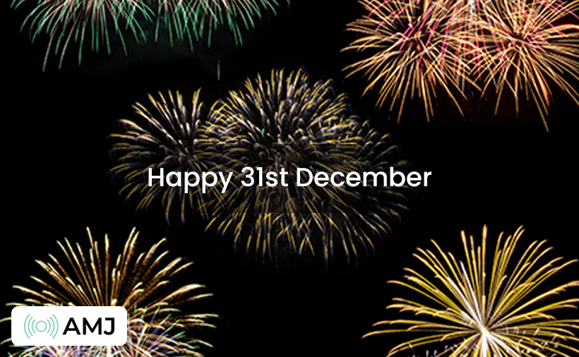 Happy 31st December 2020