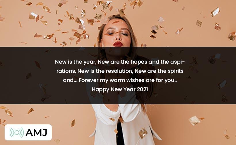 Happy New Year 2020 Status for Whatsapp