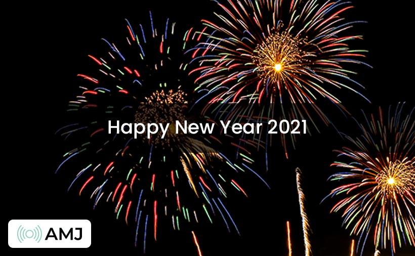Happy New Year 2021 DP for Whatsapp